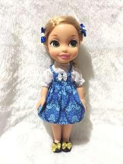 disney , baby alive dress set for sale