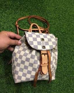 Lv azur bagpack mini