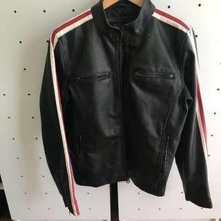 Jaket Kulit (Leather Jacket) Wilsons Leather Size S