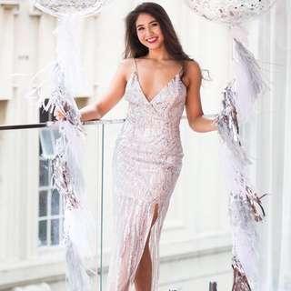 Sequin Dress | Size 8