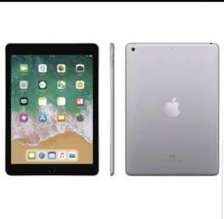 Brand new ipad 6th Gen 32Gb SG