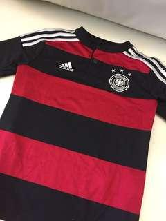 Adidas GERMANY Soccer Jersey /RARE Away 2014 World Cup (Size:140/9-10 yrs, 99% New, Only wore it once)