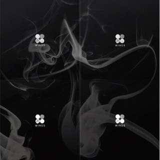 [PO]BTS wings album