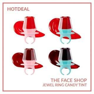 THE FACE SHOP Jewel Ring Tint