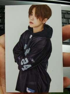iKON Jinhwan official photocard