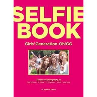 [PO]Girls Generation Selfiebook