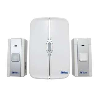 Idealife IL 302 Bel Pintu 2 Remote