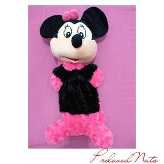 Tutup aqua galon Minnie mouse