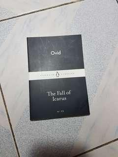 Penguin Classics: The Fall of Icarus