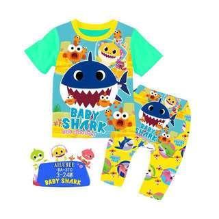 Pyjamas Baby Shark (3-24m)
