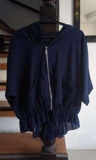 Preloved hoodie top