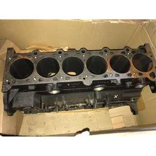 BMW Engine Block with Piston