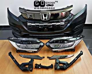 Honda Vezel / HRV RS Facelift Full Front Conversion