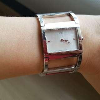Calvin Klein Stainless Steel Watch #OCT10