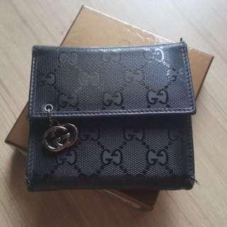 GUCCI monogram wallet #OCT10