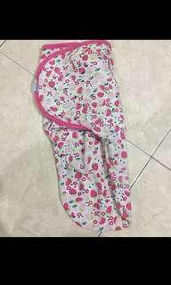 Baby Swaddle Pink