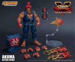 Storm Collectibles Street Fighter Akuma Nostalgic Costume