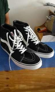 VANS S-K 8 HIGH BW most wanted! Jual cepet aja!