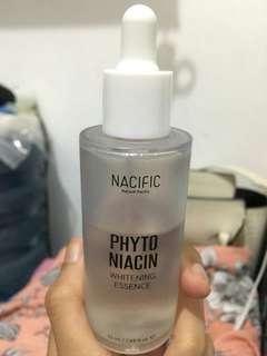 [PRELOVED] NACIFIC Phyto Niacin Whitening Essence