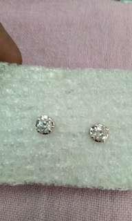 Earing Stud Diamond
