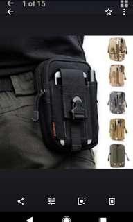 Men's Fanny Tactical Waist Pouch (Black Only)