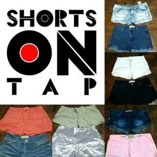 Take all 10 Shorts! (M-L)