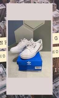 Adidas Classic Continental 80s Triplewhite