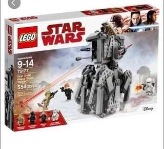 Lego 75177 first order heavy walker star wars