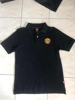 Manchester United Official Merchandise Polo Shirt