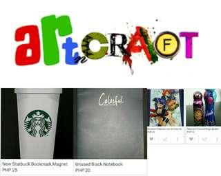 Take all 5 Crafts!