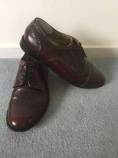 Mimco leather shoes