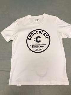 Men T-shirt Chocoolate