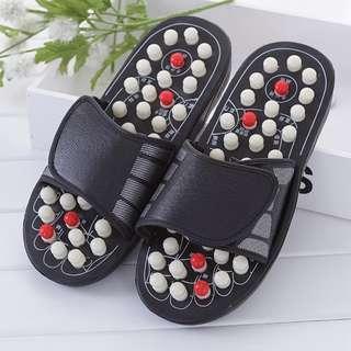 Sandal Reflexology Alat Pijat Akupuntur Kesehatan Tubuh