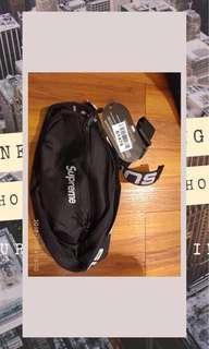 Supreme Waist Bag SS18 Coreblack