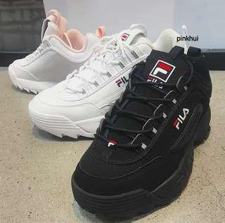 Fila Disruptor 2 增高波鞋