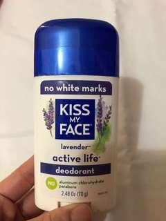 Deodorant lavender new