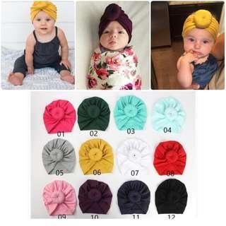 🚚 Baby turban Headbands