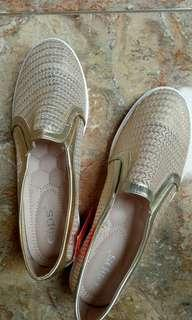 NEW ELIPS SHOES (Gold)