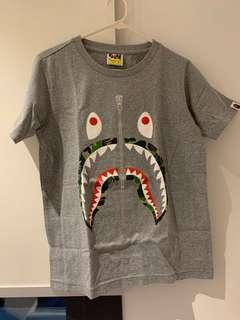 authentic A bathing ape tshirt size S