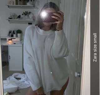 Zara knit shirt or dress