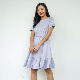 [PO] tessa dropwaist dress