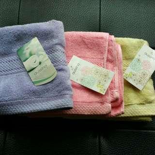 Aussino towels #ENDGAMEyourEXCESS