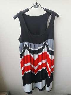 Dress bigsize korea