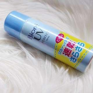 KAO Biore UV Perfect Spray SPF50+ PA++++