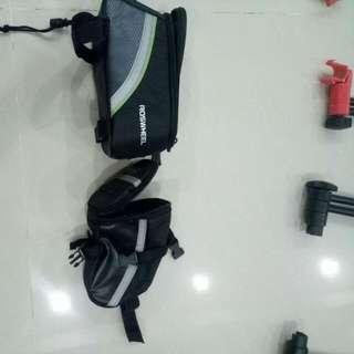 Roswheel Top Tube Bag/saddle Bag $5 Each