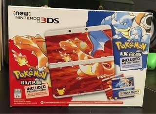 [3DS] New Nintendo 3DS Pokémon 20th Anniversary Edition - US VERSION (美版)