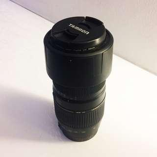 Tamron Zoom Lens 70 - 300mm f/4-5.6 for Canon EOS (with Lens Hood)