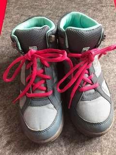 (35碼)Decathlon Quechua 小童行山/戶外鞋