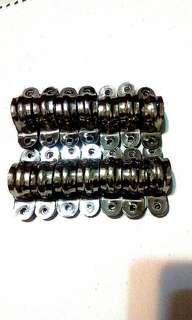 牆壁U型水管支架管扣 // 固定馬鞍型卡扣 //管夾