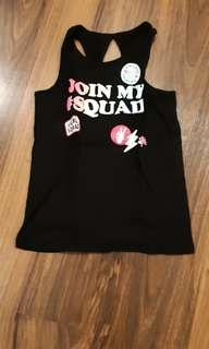 Tank top Join My Squad